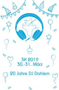 20 Jahre DJ Dahlem