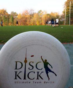 Berliner Jugendteam Disckick in allen Divisionen für die Deutsche Juniorenmeisterschaft qualifiziert