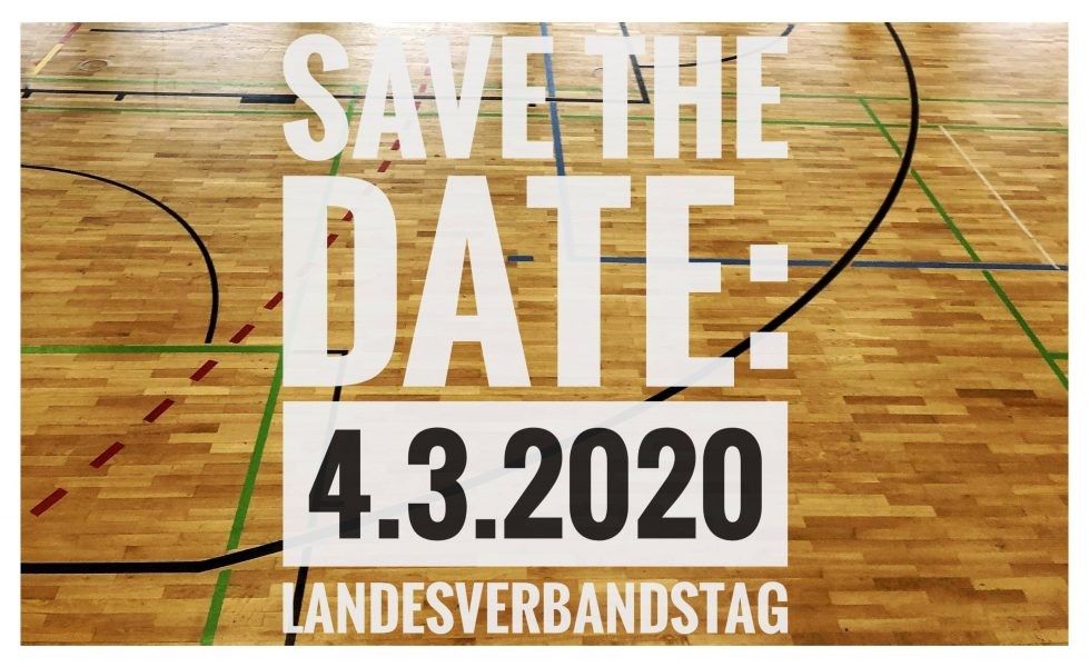 Ankündigung: Landesverbandstag 2020