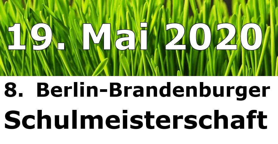 ABGESAGT: Einladung zur 8. Berlin-Brandenburger Schulmeisterschaft